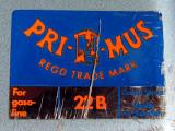 Primus 22B Logo Decal
