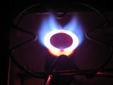 Optimus 22B left burner