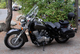 Jimmy C's 2007 Honda Shadow 750