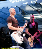 Daughtry at Singapore GP 2010