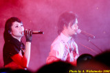 Mulan & Dhani on Stage