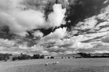 Snowshill B&W Clouds