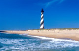 The Cape Hatteras Lighthouse, Buxton, NC