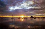 Sunset After A Storm, Duck, NC