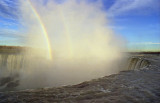 Double Rainbow at Niagra Falls, Canada