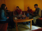 Discussings among participants