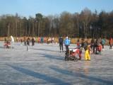012 - Leersumscheveld: kinderwagens op het ijs