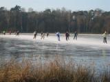 016 - Leersumscheveld: het ijs oogt goed maar je ziet niet alles...