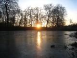 022 - Houdringe: mijn ijstestmeer ligt er puik bij!