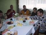 Dinner at the IMC Slovenians DMS