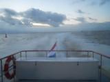 Watertaxi Holwerd-Ameland