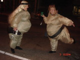 We're Weightless!