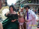 Scarlett O'Whora, Chlamydia Jane and Elvis