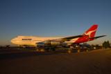 City of Bunbury ~ Boeing 747-200
