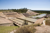 Fairbairn Dam Spillway