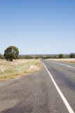 Toward the Drummond Range