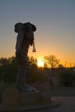 The Ringer at Sunset