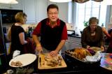 Thanksgiving at Jim and Diane's