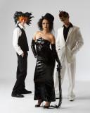 Rachelle, Josh and Duncan