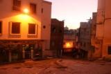 Inside the Kasbah, Tangier