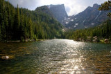 Dream Lake, Rocky Mountain NP