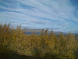 Train Trip Lulea to Narvik (Norway)