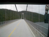bus trip from Narvik to Bodo