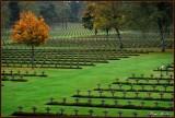 Duits_militair_kerkhof Lommel herfst 2008