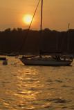 Sunset Falmouth