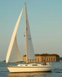 Centerboard Yacht Club Racing