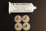 Weld Mount Adhesive & Studs