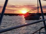 Sunset Penobscot Bay