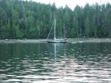 Nice Spot To Anchor - Somes Sound