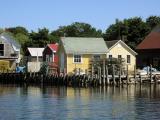 Carvers Harbor Fish Shacks