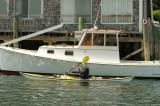 Kayaker In The Thorofare