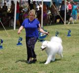 Rock Creek Kennel Club Show - July 2, 2006