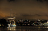 The Af Chapman ship