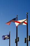Riverwalk Flags
