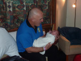 Meeting Uncle Rodger!