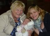 3 generations of girls