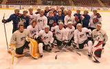 World Junior Hockey Championship Exhibition games 2005