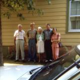 Howard and Virgina Carter and Family