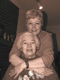 Gail and Pat