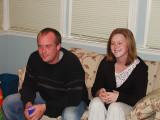 Ian and Melanie Carter