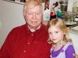 Papa and Scarlett