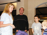 Debbie, Ian, Drew and Trevor