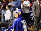 Duke's Energetic Mascot
