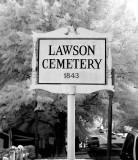 Lawson Cemetery in Eden, North Carolina