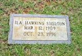 Ila Hawkins Shelton (1909-1996)