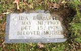 Ila Mae Beckwith Carter (1903-1978)